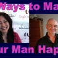 Show #195: 4 Ways to Keep Your Man Happy