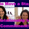 Show #205: How to Move a Stagnant Relationship to Commitment