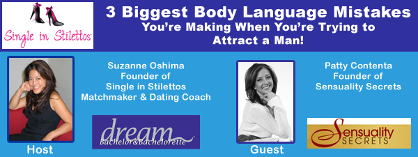Dating body languge mistakes