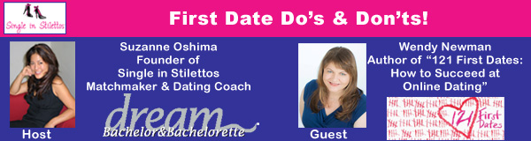First Date Tips for Women Over 40