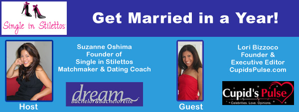 Get Married in a Year Show #1: Get Married in a Year