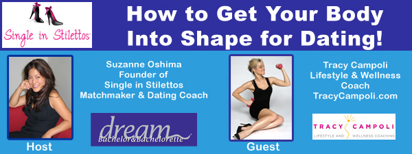Get into shape for dating