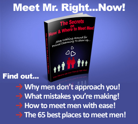 How to Meet Men & Where to Meet Men eBook