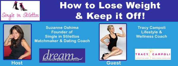 How to Lose Weight & Keep it Off!