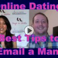 Show #113: Online Dating: Best Tips to Email a Man!