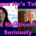 Show #190: 5 Signs He's Taking the Relationship Seriously