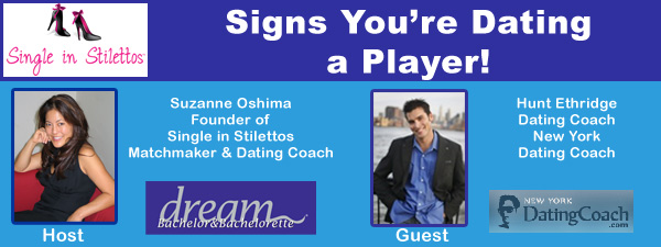 Online dating player signs