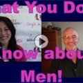 Show #185: What You Don't Know about Men!