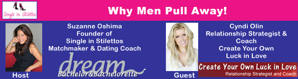 Why Men Pull Away!