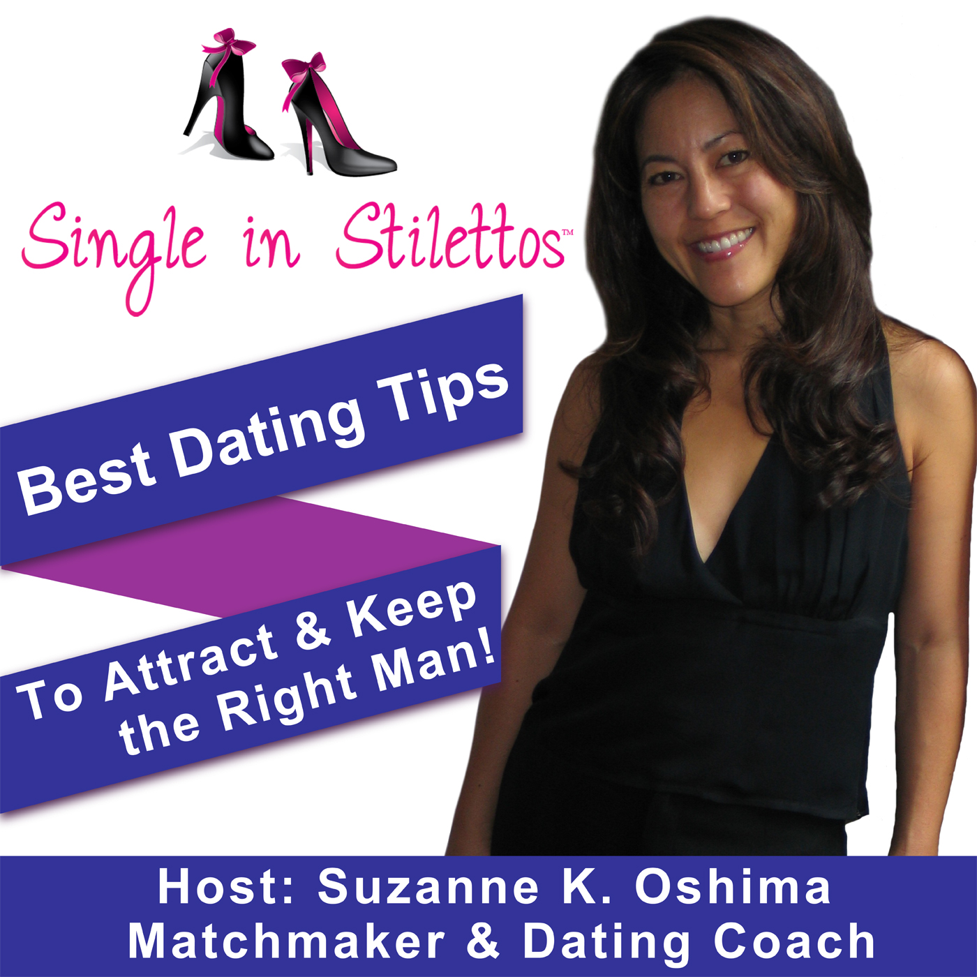 Dating Advice & Dating Tips for Women Over 40 | Single in Stilettos Podcast
