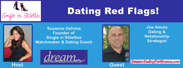 Online Dating Red Flags for Men ( 1-7)