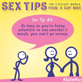 Dating Tips for Women - Be Attentive