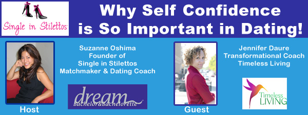 Dating advice for women - self confidence