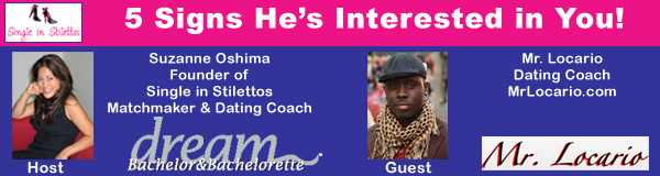 Sign he is interested in dating