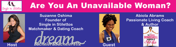 Are you an unavailable woman?