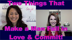 What Makes a Man Fall in Love