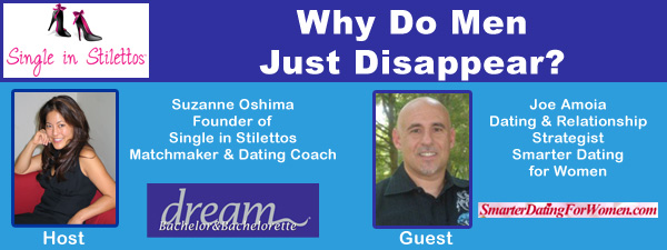 Dating Tips for Women - Why Do Men Disappear